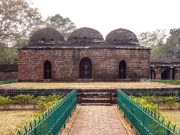 Kurumbhera Fort